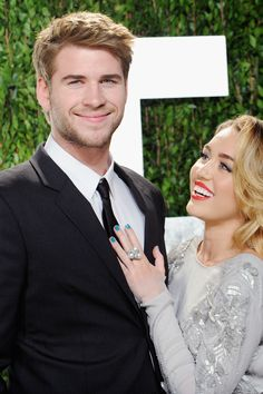 Miley Cyrus Liam Hemsworth Engagement — Miley Cyrus and Liam Hemsworth's Engagement Is Reportedly Back On | Teen Vogue