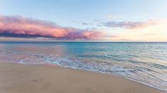 Beach Desktop Backgrounds, Desktop Wallpaper Summer, Beach Sunset Wallpaper, Ocean Wallpaper, Aesthetic Desktop Wallpaper, Scenery Wallpaper, Wallpaper Pc, Computer Wallpaper, Aesthetic Backgrounds