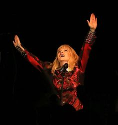 Toyah Willcox Live @ Glasgow Classic Grand October 2014 * * * Photo by Martin Cotter * * * Photoshopping by me