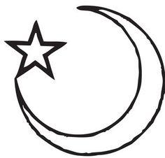 Crescent Moon With Stars Tattoos On Back - Tattoo Ideas Time Tattoos, Music Tattoos, Arrow Tattoos, Feather Tattoos, Star Tattoos, Foot Tattoos, New Tattoos, Tattoos For Guys, Tatoos