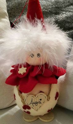 Best 12 Iris's media content and analytics – SkillOfKing. Christmas Gnome, Christmas Bells, Xmas Ornaments, Christmas Angels, Christmas Stockings, Christmas Wreaths, Christmas Crafts, Tree Decorations, Christmas Decorations