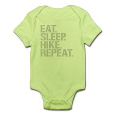inktastic Reading Eat Sleep Book Group Repeat Baby T-Shirt