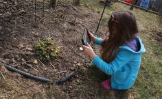 Math Learning—and a Touch of Science—in the Outdoor World | National Association for the Education of Young Children | NAEYC TYC | Teaching Young Children Magazine