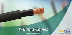 Meet JainFlex, a professional manufacturer and supplier of #welding_cables in the industry. They ensure you with high quality products within reasonable rate.