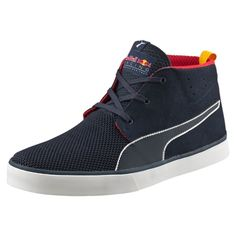 Puma Red Bull Racing Desert Boot Vulc Men'S Shoes