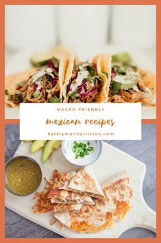 Apricot cheesecakes and oat crumble - Healthy Food Mom Breakfast Skillet, Breakfast Tacos, Breakfast Recipes, Carnitas Recipe, Carnitas Tacos, Mexican Cookbook, Cookbook Recipes, Meal Plan Printable, Recipes