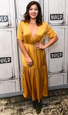 Gina Rodriguez in Ch