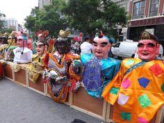 Korean Day Cultural Festival in Union Square New York, New York