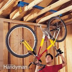 Garage Storage: DIY Tips and Hints - Article: The Family Handyman