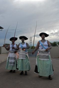 Xhosa Women, South Africa