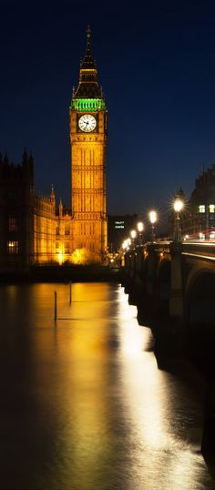 Elizabeth Tower (Big Ben) Palace of Westminster, London, UK    |   Top 10 Most Visited Countries in the World in 2014