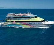 Big Cat heading to Green Island  #ecotourism #queensland #australia