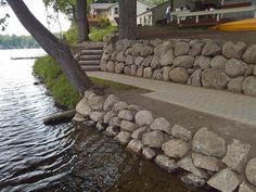 Retaining Walls Installation and Repair, Ann Arbor, Plymouth, MI