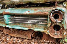 Pontiac-Rusty