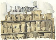 Coffee roasted, packed and ready | Flickr – Compartilhamento de fotos!