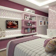 45 creative diy farmhouse home decor ideas and inspirations Room, Room Design, Home N Decor, Home Bedroom, Girl Bedroom Designs, Dream Bedroom, Bedroom Design, Home Decor, Dream Rooms
