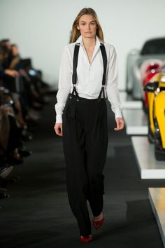 Runway / Ralph Lauren / See-Now-Buy-Now / Herbst 2017 / Kollektionen / Fashion Shows / Vogue Fashion Week, Fashion 2017, High Fashion, Fashion Tips, Fashion Stores, Vogue Paris, Ralph Lauren Looks, Vogue Russia, Dressed To Kill
