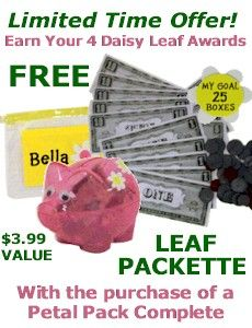 Help to earn all four Daisy Leaf Awards from MakingFriends.com.
