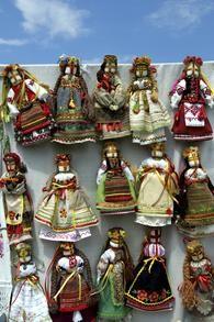 Ukraine dolls/Motanka
