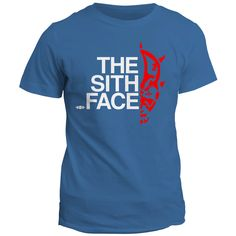 The Sith Face T Shirt   Darth Maul   Star Wars Inspired by SalmusPrint on Etsy https://www.etsy.com/listing/469272183/the-sith-face-t-shirt-darth-maul-star