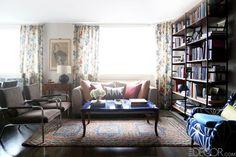 Inside Indre Rockefeller's Luxe NYC Apartment - HarpersBAZAAR.com