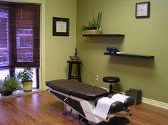 zen chiropractic office design - Google Search