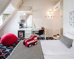 Childhood Whimspy Informs Interiors at Paris's Hôtel Joke by Maidenberg Architecture