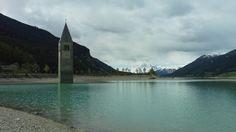 Lago di Resia, Val Venosta