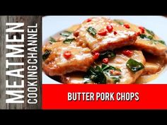Butter Pork Chops – 奶油猪扒 – The MeatMen – Your Local Cooking Channel