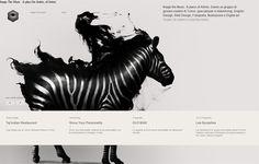 Webdesign Grey Colors