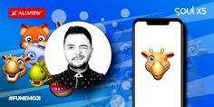 Soul X5, primul telefon din portofoliul Allview cu FunEmoji Emoji, Tech, Phone, Telephone, The Emoji, Technology, Mobile Phones, Emoticon