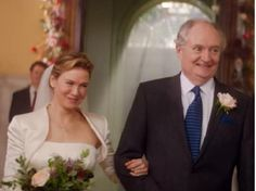 Bridget Jones III - finally getting married❤️