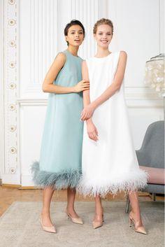 Dress JACKLIN Fabulous Dresses, Simple Dresses, Elegant Dresses, Nice Dresses, Chiffon Dress, Lace Dress, Dress Up, Dress Pesta, Robes Vintage