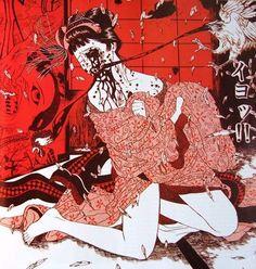 Midori Shoujo Tsubaki - eroguro eroguro eroguro