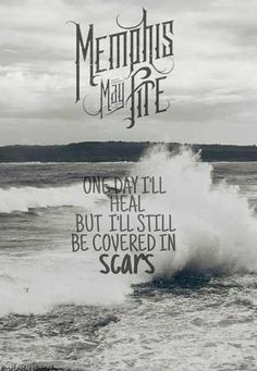 Red in Tooth & Claw -Memphis May Fire