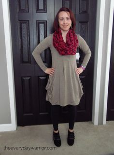Stitch Fix Review February 2015: Keyona French Terry Dress (scheduled via http://www.tailwindapp.com?utm_source=pinterest&utm_medium=twpin&utm_content=post905315&utm_campaign=scheduler_attribution)