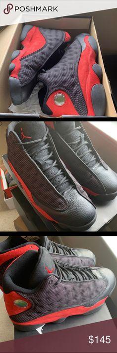 brand new 1a320 1a2c8 Retro Jordan 13 Bred Very Clean Excellent Condition Jordan Shoes Athletic Shoes  Jordan 13, Onda