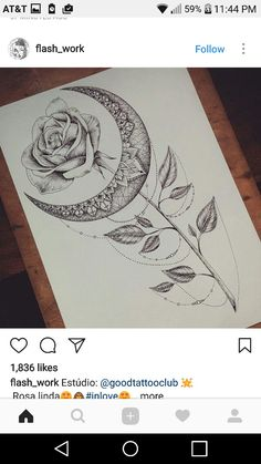 Moon tattoo inspo - Moon tattoo inspo Best Picture For cute tattoo For Your Taste You are looking for something, and - Sexy Tattoos, Body Art Tattoos, Tattoos For Women, Tatoos, Compass Tattoo, Arm Tattoo, Tattoo Moon, Hip Thigh Tattoos, Piercing Tattoo