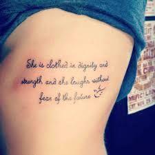 Pin On Bible Verses Tattoos