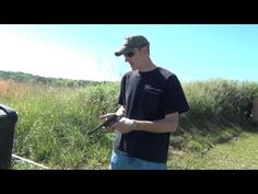 Colt Woodsman 6 inch Target review. - YouTube