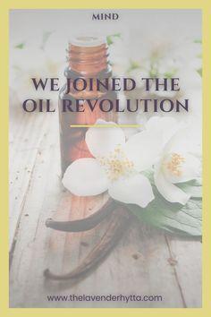 Essential Oil | Oil Revolution | Essential Oils | Healthy | Health |  via /lavenderhytta/