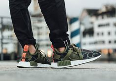 """#sneakers #news  The adidas NMD XR1 """"Duck Camo"""" Pack Releases Tomorrow"""
