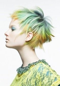 2019 Optimal Power Flow Exotic Hair Color Ideas for Hot and Chic Celebrity Hairstyles – Page 126 – My Beauty Note Pixie Hairstyles, Celebrity Hairstyles, Scene Hairstyles, Casual Hairstyles, Pixie Haircuts, Layered Haircuts, Latest Hairstyles, Weave Hairstyles, Wedding Hairstyles