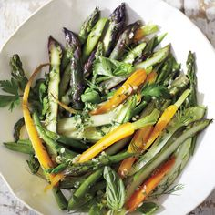 Steamed Vegetable Salad (can change up dressing to something simpler, slice carrots before steaming) #RTK