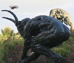 Dylan Lewis   Sculpture Garden   Stellenbosch