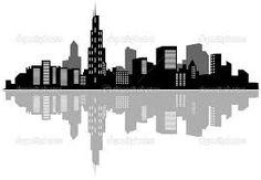 Resultado de imagem para city skyline