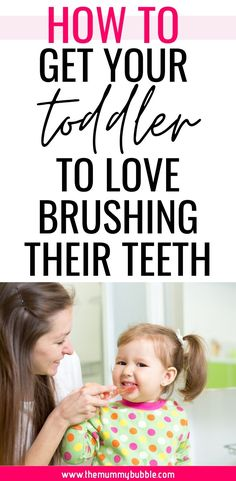 Does your toddler hate having their teeth brushed? Here are 11 top tips for brushing your toddler's teeth and convince your toddler to love having their teeth brushed #toddlertips Educational Activities For Toddlers, Parenting Toddlers, Parenting Advice, Toddler Playroom, Toddler Fun, Toddler Stuff, Baby Hacks, Mom Hacks, Baby Tips