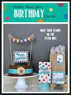 What a fun birthday party idea.