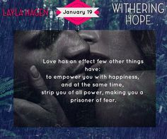 Withering Hope by  Layla Hagen​