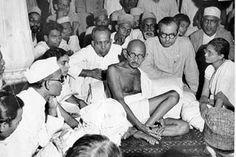 Gandhi's House #mumbai